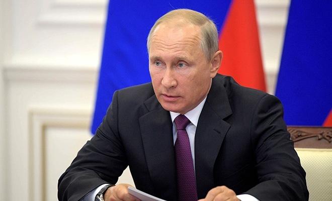 Putin: Yeni silah sistemlerimizi kullanıma alacağız