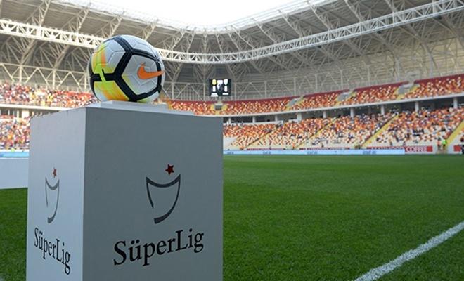 Süper Lig'de 29. hafta heyecanı başlıyor