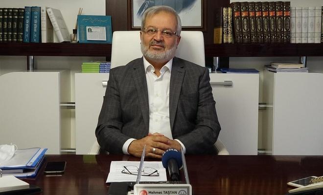 """Şanlıurfa Müftüsü Taştan: """"Diyanet TV'den yayınlanacak programlardan istifade edelim"""""""