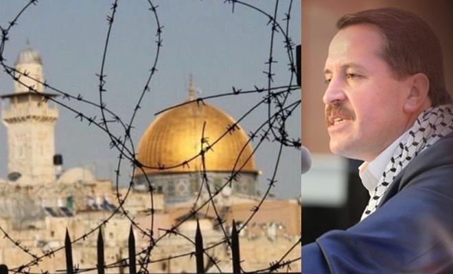 81 ilde Ayaktayız! Kudüs, Filistin`in Başkentidir!
