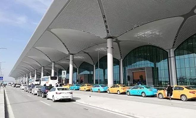 İstanbul Havalimanı'na taksi ücretleri açıklandı