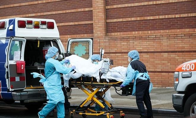 ABD'de Kovid-19 salgınında ölenlerin sayısı artıyor!