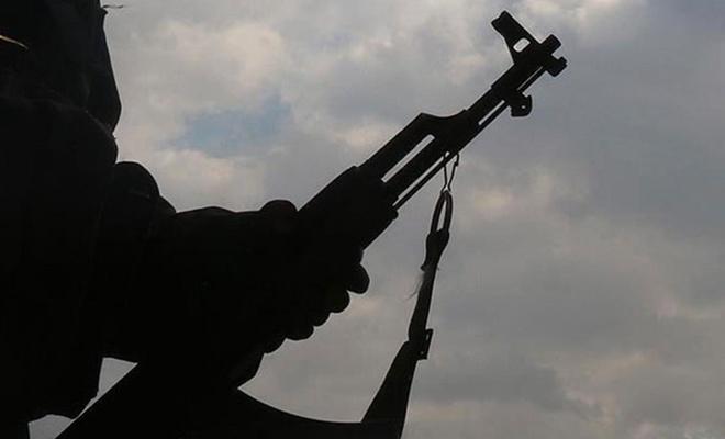 Bir PKK'li ikna yoluyla teslim oldu