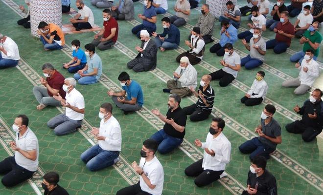 Batman'da Kudüs'ün özgürlüğü için dua edildi