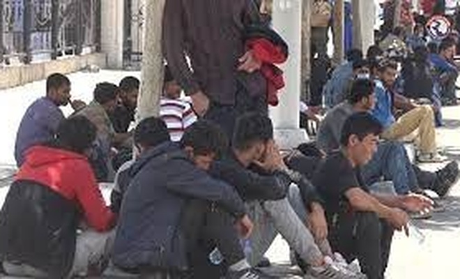 Diyarbakır, Afganlı göçmenlerin sığınma alanı oldu