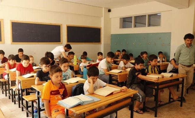 Kur`an kurslarında öğrenilen bilgiler yazla sınırlı kalmasın