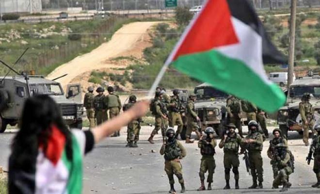 Filistin diasporasından 'Batı Yaka' çıkışı!
