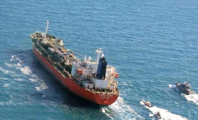 İran'dan alıkonulan Güney Kore gemisine ilişkin açıklama