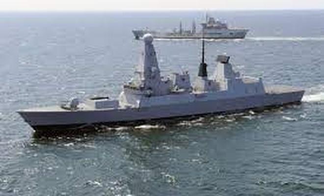 'İngiltere savaş gemilerini Karadeniz'e gönderecek'
