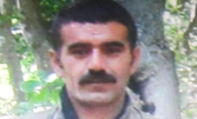 """""""Yeşil liste""""de aranan PKK`li öldürüldü"""