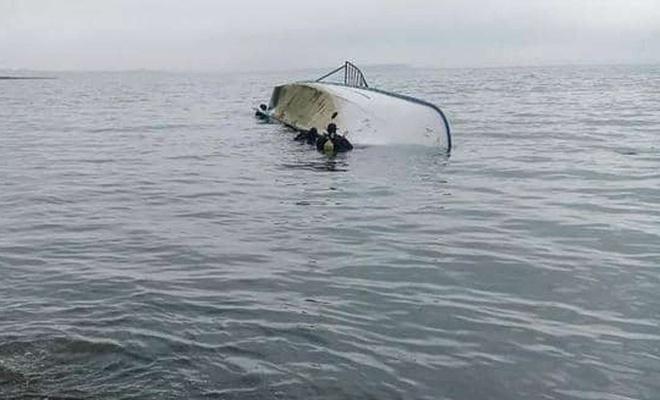 Gazzeli balıkçı teknesinin alabora olması sonucu hayatını kaybetti