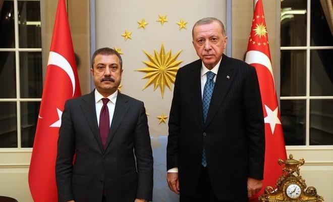 Bloomberg'ten Erdoğan- Kavcıoğlu görüşmesine ilişkin iddia!