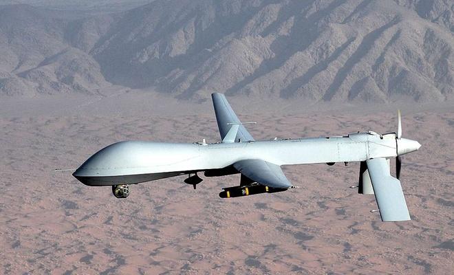 ABD İHA'sı Afganistan hava sahasını ihlal etti