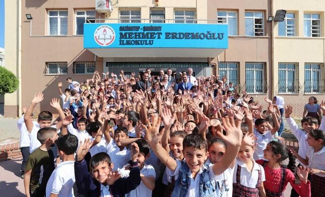 """Tahmazoğlu: """"Eğitime gereken önemi veriyoruz"""""""