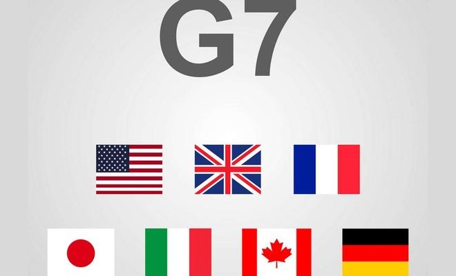 G-7 ülkeleri teknoloji devlerinin en az yüzde 15 vergi ödemesi konusunda anlaştı