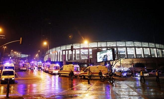Beşiktaş saldırısının faili yakalandı