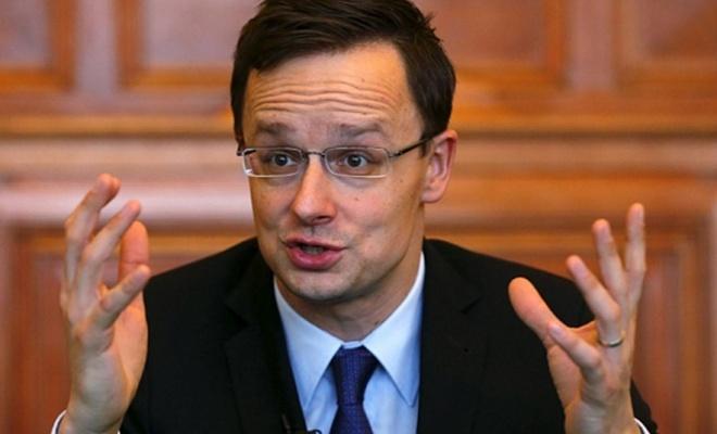 Macaristan Dışişleri Bakanı: Türkiye ile iyi geçinmek zorundayız