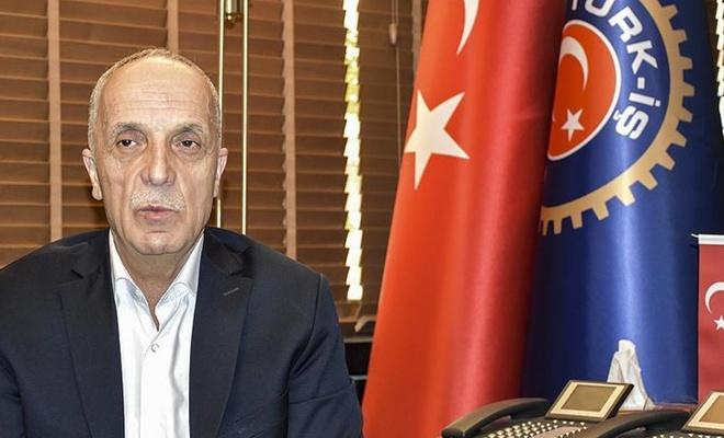Türk-İş'den terör rejimine tepki