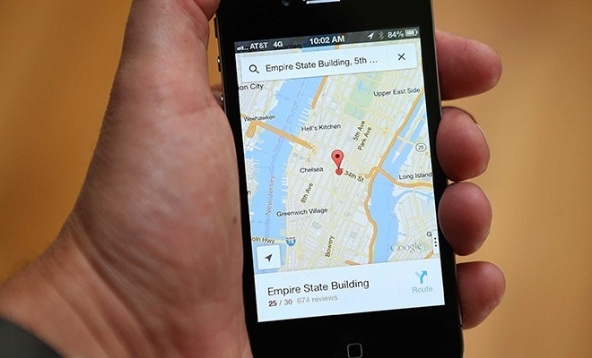 Google Maps'ten yeni özellik: Taksiciler artık yolu uzatamayacak!