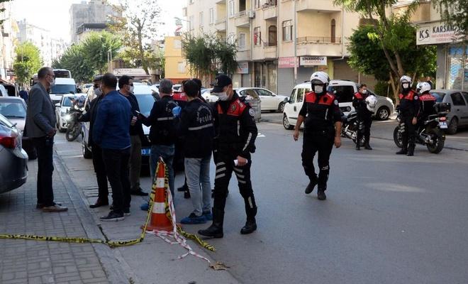 Mersin'de arkadaşını başından vurarak öldürdü