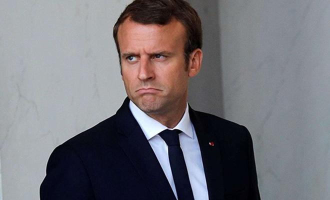 Fransa Cumhurbaşkanı Macrona'a tokatlı saldırıda 2 kişi gözaltına alındı