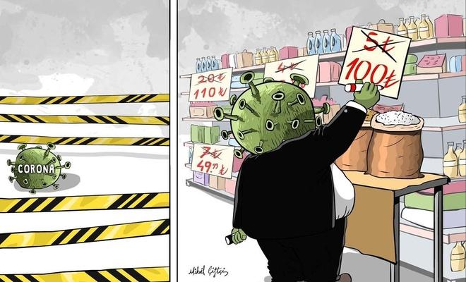 Haksız fiyat artışı yapan firmalara ceza verilecek