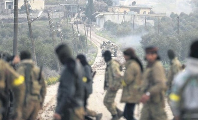 YPG Suriye'de DAİŞ'lİ 200 kişiyi daha serbest bıraktı