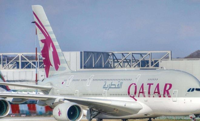 Katar'dan BAE'ye uçak seferleri yeniden başladı