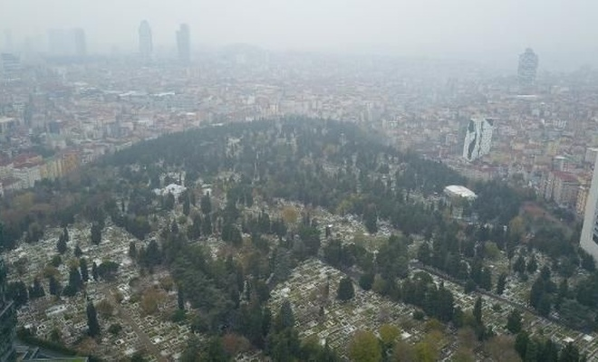 İstanbul'da mezarlık ücretlerine zam geldi