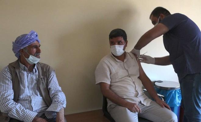 Şanlıurfa'da randevusuz aşı işlemleri hızlandırıldı