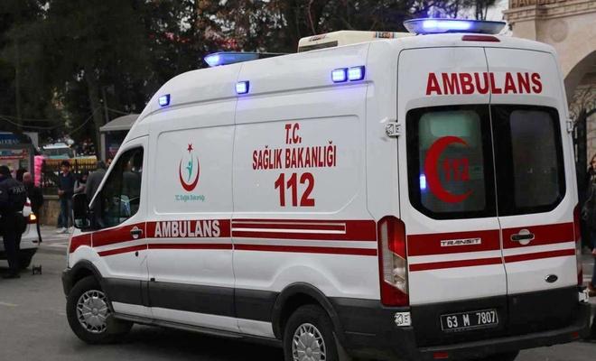 Şanlıurfa'da düğünde ateşlenen silah 5 kişiyi yaraladı