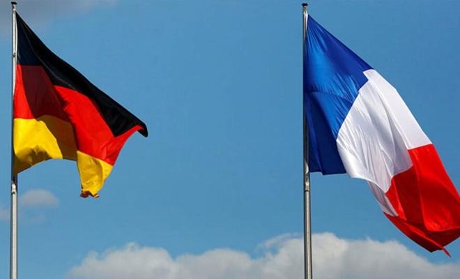 Fransa ve Almanya'dan Türkiye'ye küstah Doğu Akdeniz tehdidi