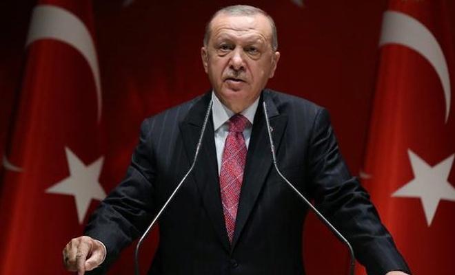 Erdoğan'dan beklenen açıklama!