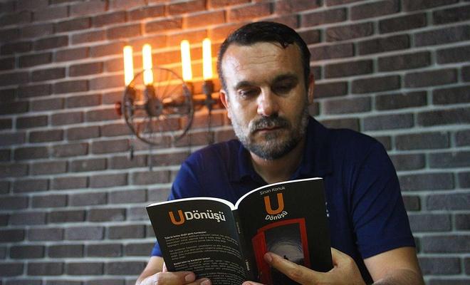 """Yazar Konuk'tan """"U Dönüşü"""" kitabı: Günah çukurunda yüzsek dahi tövbe kapısı açıktır"""