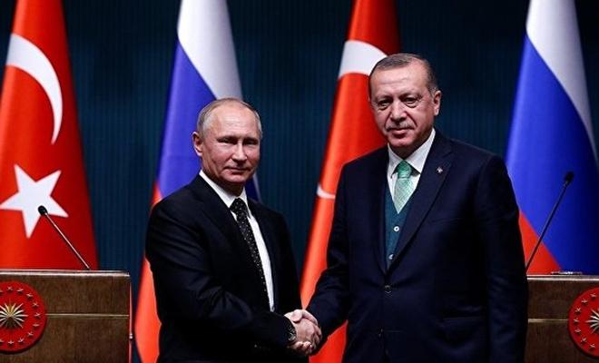 Erdoğan-Putin zirvesinde tarih belli oldu!