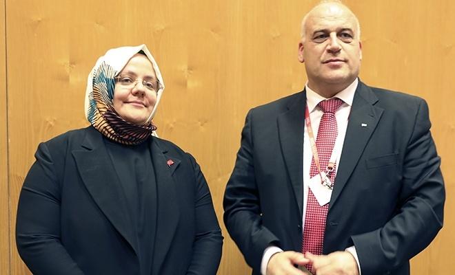 Bakan Selçuk: Türkiye Filistin'e teknik desteğe hazır
