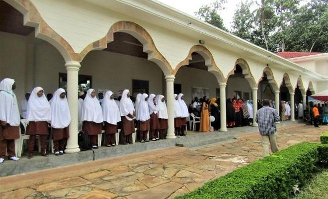 Tanzanya`daki Maarif Okulları`nda 2019 Eğitim-Öğretim yılı başladı