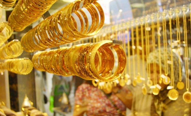 Altının gram fiyatı rekorunu yeniledi