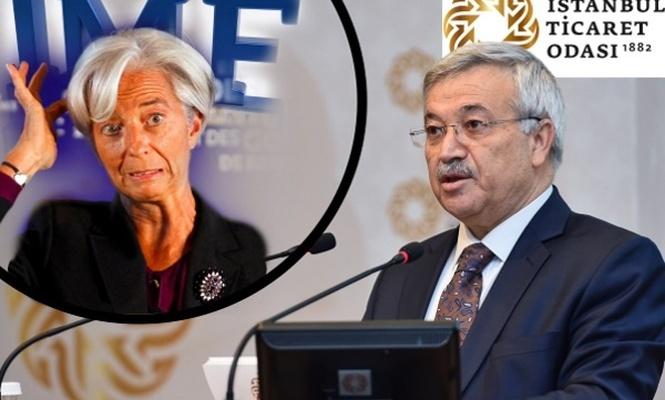 İTO`dan IMF`e sert faiz tepkisi