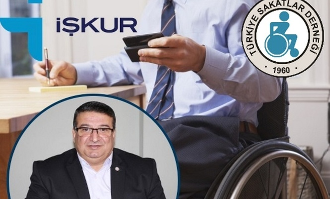 Engelli girişimciye 50 bin lira hibe