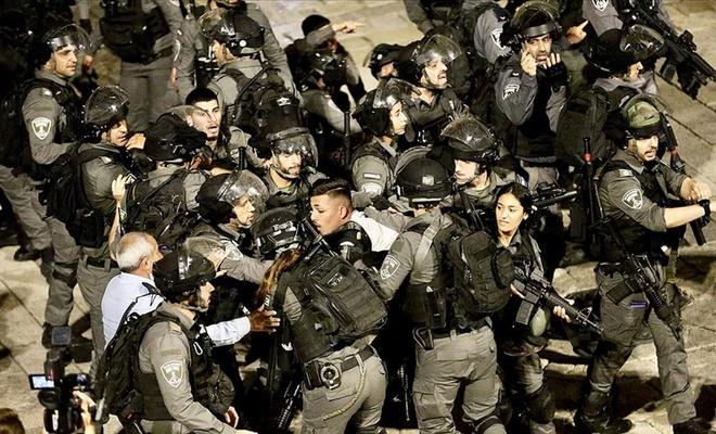 Kudüs'e son saldırılarda yaralananların sayısı yükseliyor