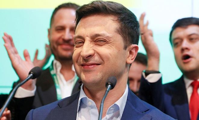 Ukrayna'nın yeni devlet başkanından Rusya'ya ilk hamle