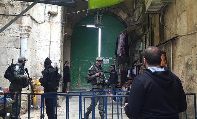 Siyonist işgal rejimi Mescid-i Aksa'nın kapılarını tekrar açtı