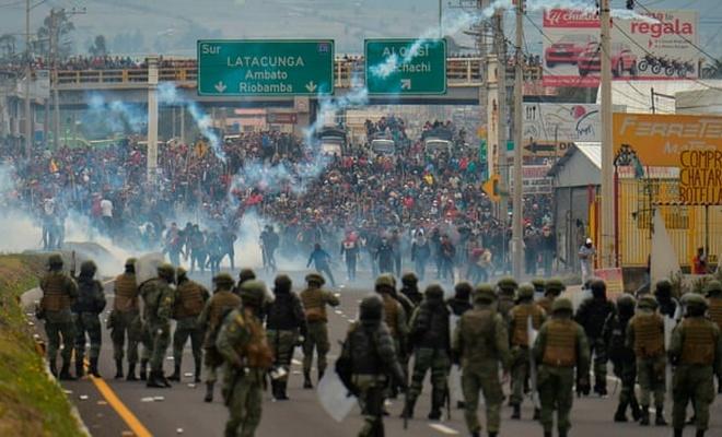 IMF'ye borçlanan Ekvador'da halk patates teklifine yanaşmadı