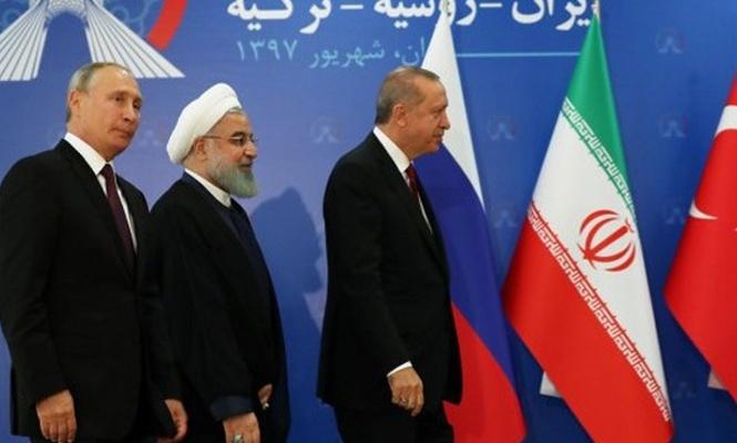 Tahran Zirvesi ve İdlib