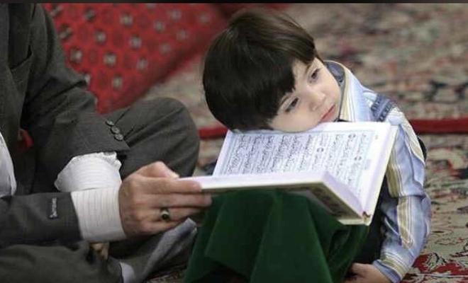 """""""Din eğitimi ailede başlayan kapsamlı bir eğitim sürecidir"""""""