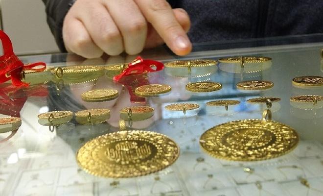 Altın düştü