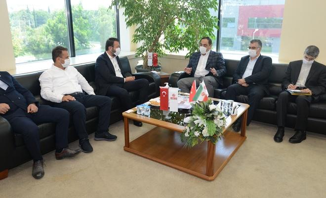 İran'dan işbirliği ziyareti