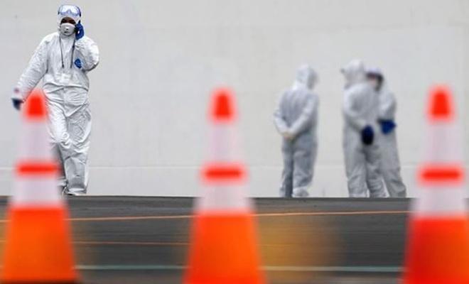 Siyonist çetede koronavirüs görülen kişi sayısı 2'ye yükseldi