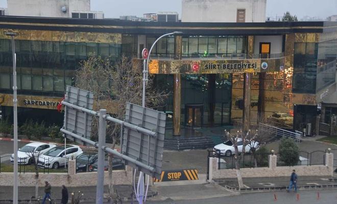 HDP Belediyesi'ne icra
